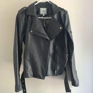Thread & Supply leather jacket